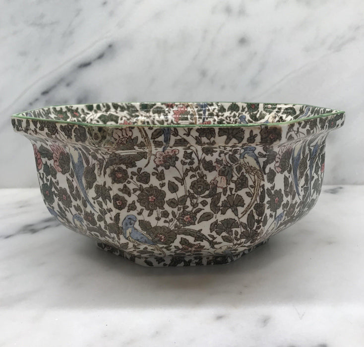 British Royal Doulton Bowl: Persian Pattern For Sale