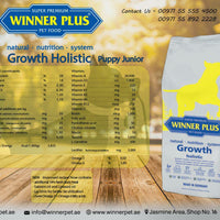 Growth holistic