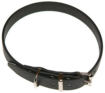 Biothane® Collar16mm, 55cm ,  black