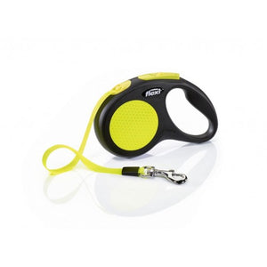 FLEXI NEW NEON YELLOW TAPE SMALL[S] 5M 15KG