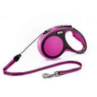 FLEXI NEW COMFORT CORD M 5M 20KG PINK
