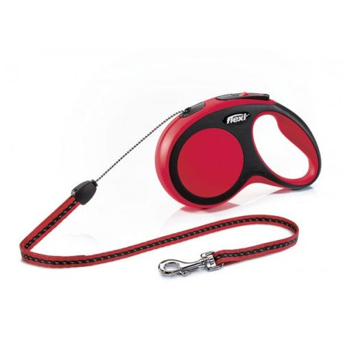 FLEXI NEW COMFORT CORD S 8M 12KG RED