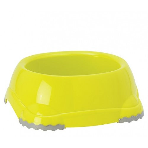 MODERNA NON SLIP SMARTY BOWL 2200ML LEMON