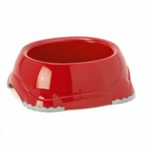 MODERNA NON SLIP SMARTY BOWL 1248ML RED
