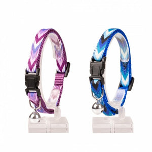 DUVO+ CAT COLLAR BOHO NYLON 20-30CM/10MM