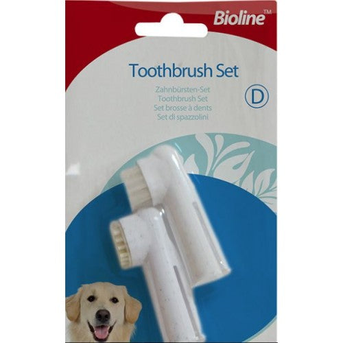 TOOTHBRUSH SET(FINGER BRUSH)