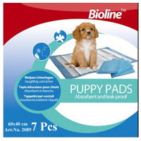 PUPPY TRAINING PADS 60x40 CM