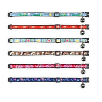 FERPLAST FANTASIA CAT COLLAR 10/32(20÷32cm -10mm)