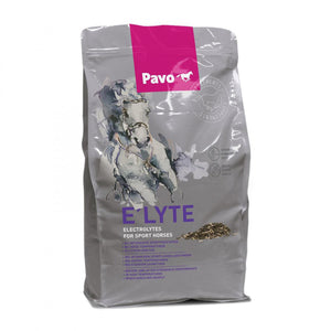 Pavo E'Lyte Electrolyte Mix For Sport Horses, 3 Kg