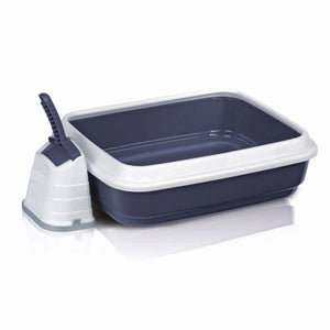 IMAC Litter Tray + Scoop with Stand- 59x40x28c