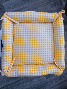 Yellow Squires Sleeping Bed