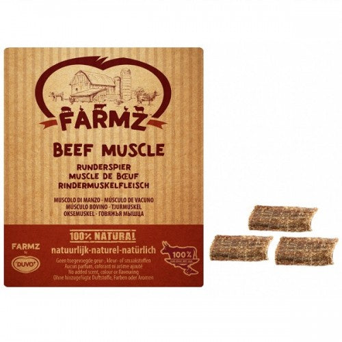 DUVO FARMZ COW MUSCLE 250 GR