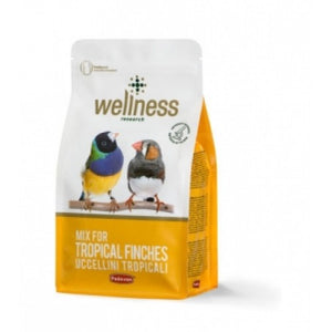 WELLNESS TROPICAL FINCHES 1 KG