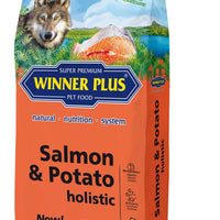 Salmon & Potato holistic with fresh salmon