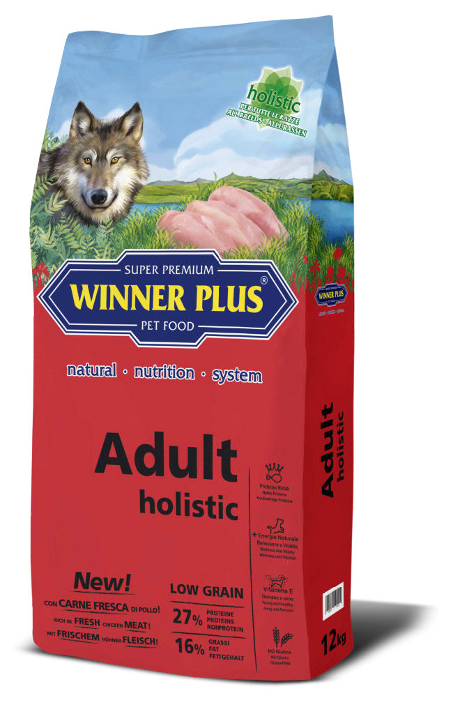 Adult holistic with fresh chicken meat