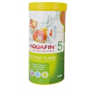 AQUAFIN GOLD FISH FLAKE 1000ML