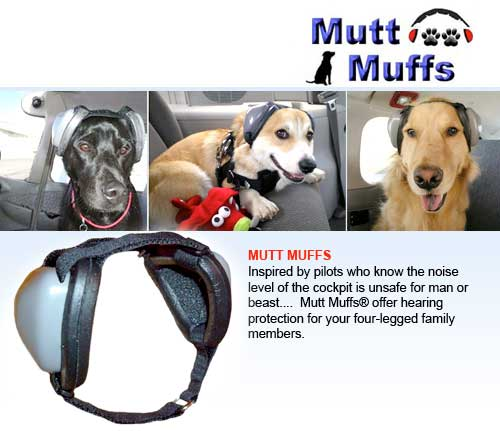 Hearing protection Mutt Muffs- Large