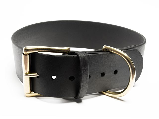 Biothane Collar 50mm 65cm black