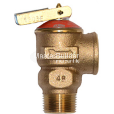 Temperature & Pressure Relief Valves