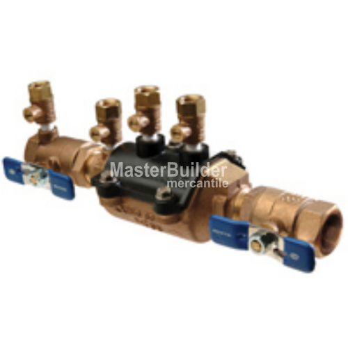 Zurn Wilkins 350 Series DCVA Double Check Backflow Preventer