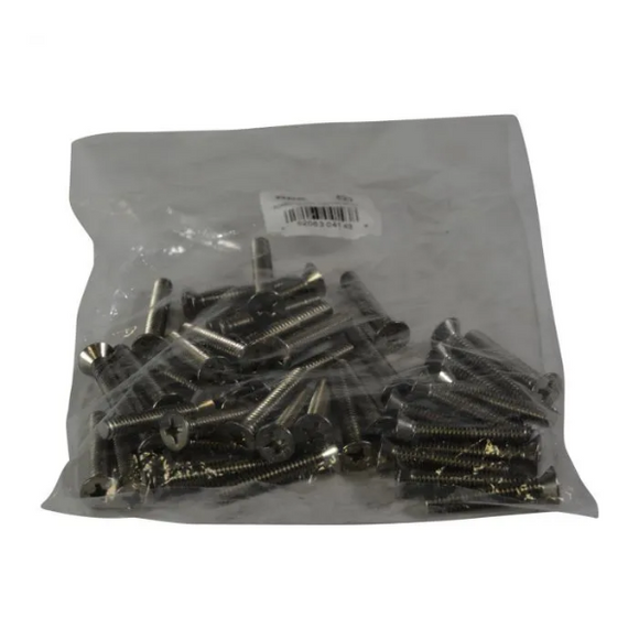 NDS DS-629 Dura Slope Grate Screws FH #1/4 20 x 11/2