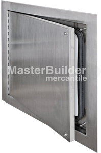 "Acudor ADWT-12x12-SS 12"" x 12"" Stainless Steel Airtight / Watertight Access Door"