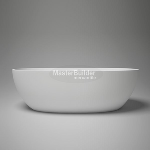 "Blu Bathworks BT0304N17 Coco 66¼"" blu∙stone™ Freestanding Bathtub"
