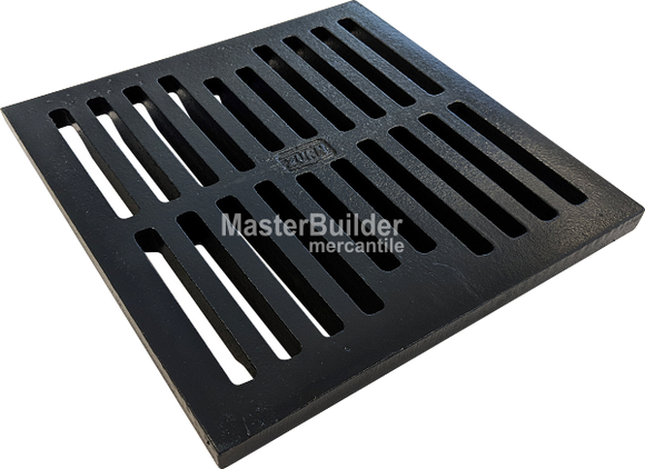 Zurn P610-DG-Grate Z610 Series Replacement Ductile Iron Slotted Grate.