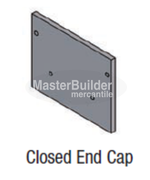 Zurn Z884-E1 Trench Drain Close End Cap