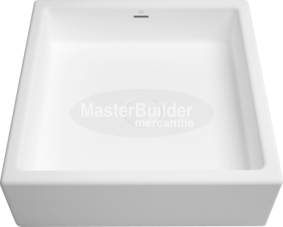 Blu Bathworks SA0202 Box blu∙stone™ Countertop / Undermount Basin 16-1/4