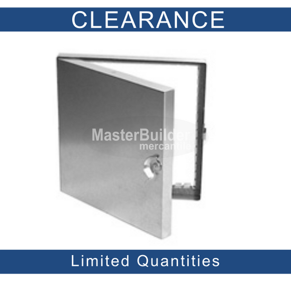 MIFAB UD Series Duct Access Doors, Insulated and Gasketed