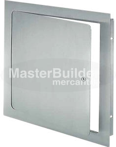 "Acudor UF-5000-12x12-PC 12"" x 12"" Universal Prime Coated Flush Steel Access Door"
