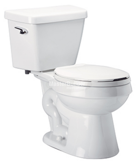 Zurn Z5545-K EcoVantage® High Efficiency, 1.28 GPF, Round Front, Siphon Jet Toilet