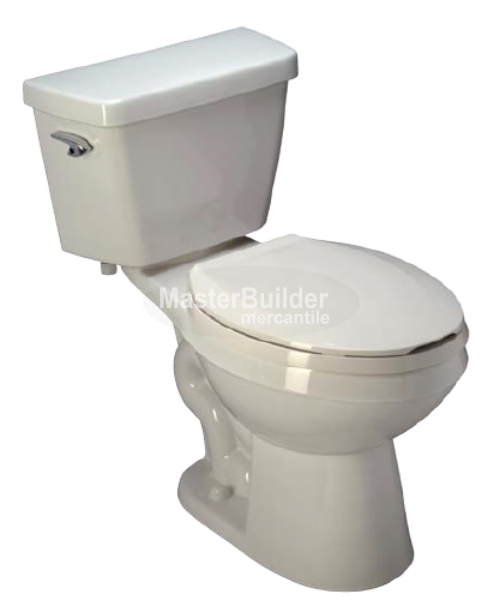 Zurn Z5558 1.6 GPF Elongated Two-Piece Toilet, ADA Height