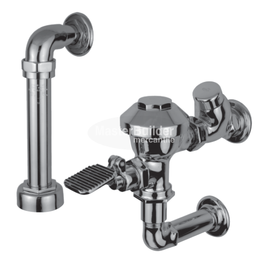 Zurn Z6313AV AquaVantage AV® Exposed Foot Pedal Actuation Flush Valve