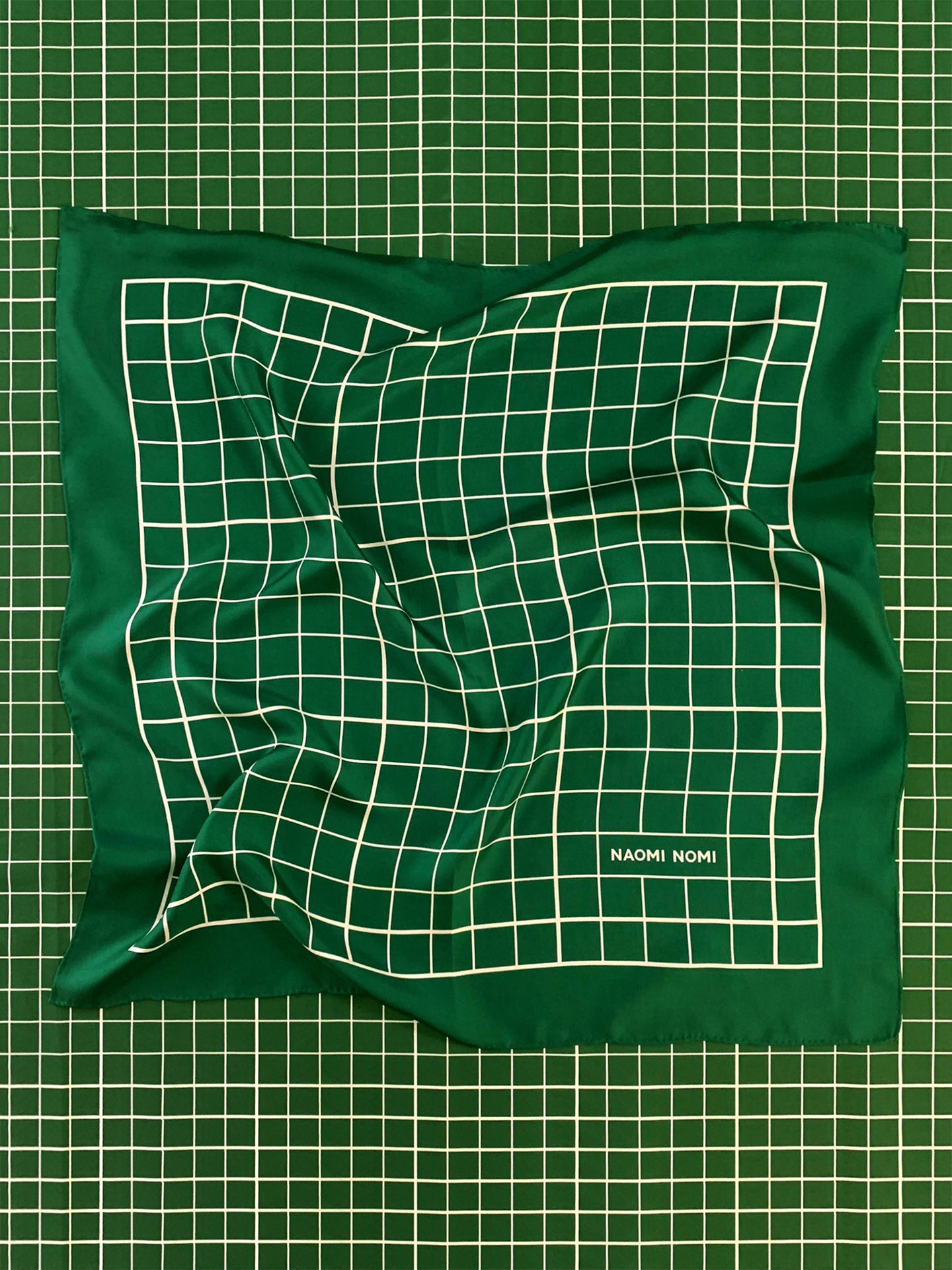 Cutting Mat Scarf (Green)
