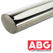 For VW Amarok 2010-2017 Side Bars Steps Polished Stainless Steel Protection Bar