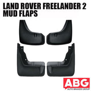 Land Rover Freelander 2 2006 to 2014 Set of 4 Mud Flaps Splash Guards