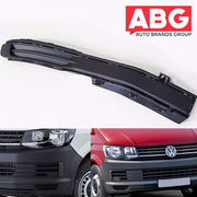 VW Transporter T6 2015 Onwards Right Lower Front Bumper Trim Grill No Fog Hole