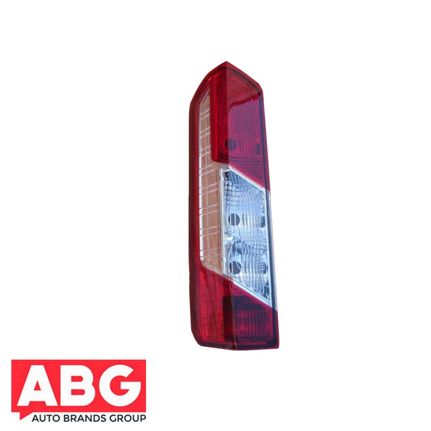 Ford Transit Mk8 Rear Tail Light Back Lamp Lens 2014 On Left N/S Passenger Side