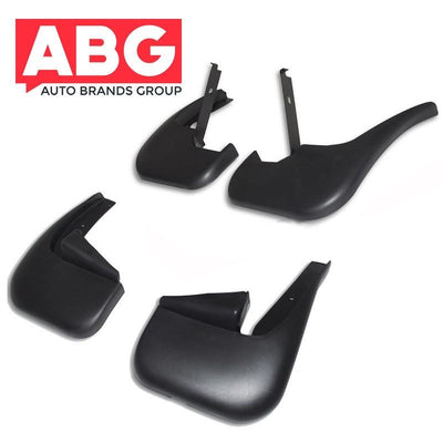 Ford Transit Mk7 Mud Flaps 2006-2013 Set of 4 Mud Flaps Splash Guards