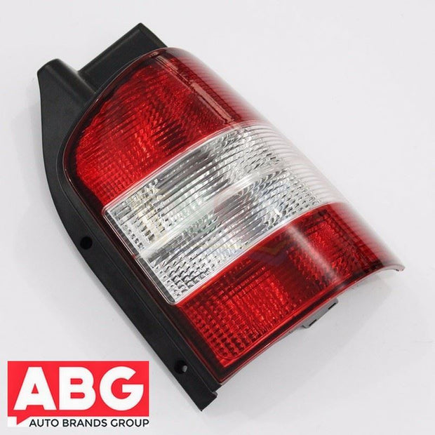 VW Transporter T5 2003 - 2010 Rear Back Tail Light Lens Lamp Pair N/S O/S