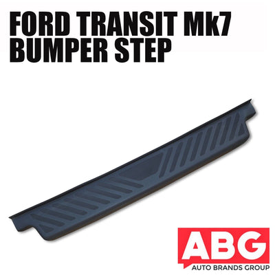 Ford Transit Mk7 2006 to 2013 Rear Bumper Center Middle Step Cover