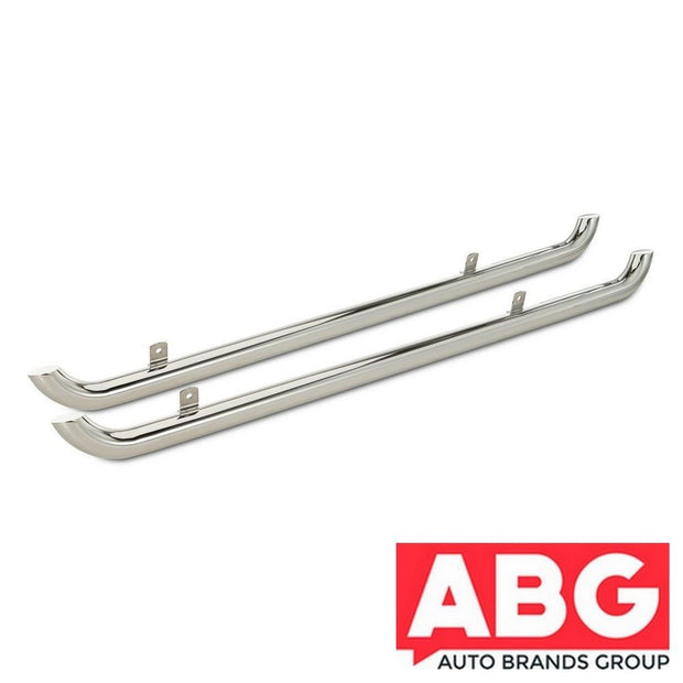 Nissan Qashqai J10 J10E 2006 to 2013 Side Bars OE Style