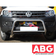 For VW Amarok 2010 On Front A-Bar Chrome Nudge Bull Bar Polished Stainless Steel