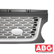 Range Rover Vogue L322 2010-2012 Grille Autobiography Style Vent Grey Chrome