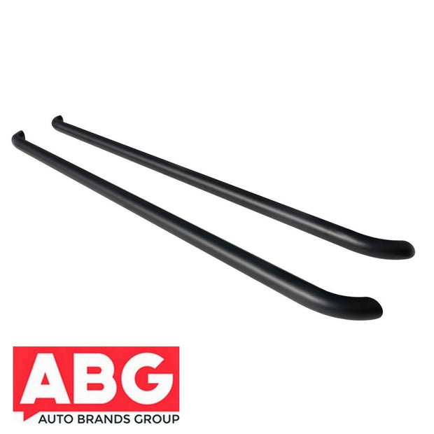 VW Transporter T5 SWB 2003 to 2015 Black Side Bars