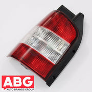 VW Transporter T5 Rear Back Tail Light Lens Lamp Left N/S Red /Clear 2003 - 2010