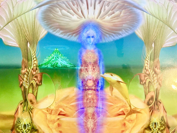 Leumerian Laser Light Surgery - For Etheric Cords, Earth Imprints & Attachment Trauma Class #4