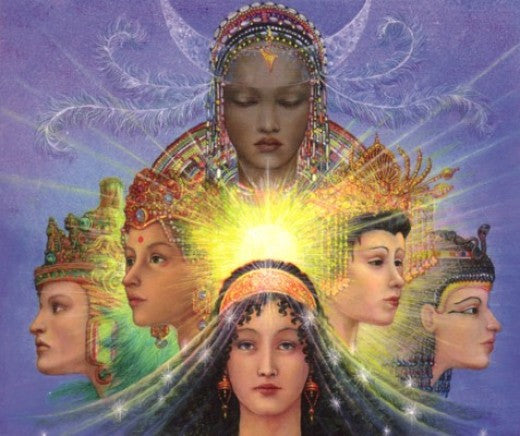 Heal Your Divine Feminine Christed Heart With The Sisterhoods Of Light MP3